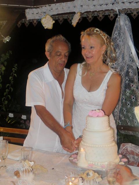 Mariage de Raoul et Marie à Residence Foulsafat