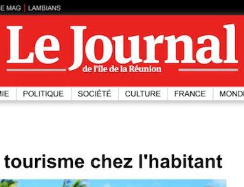 Article sur Résidences Foulsafat dans le Journal de l'île de la Réunion