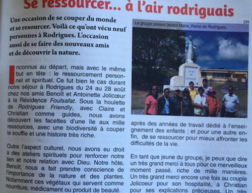 Article sur Résidences Foulsafat